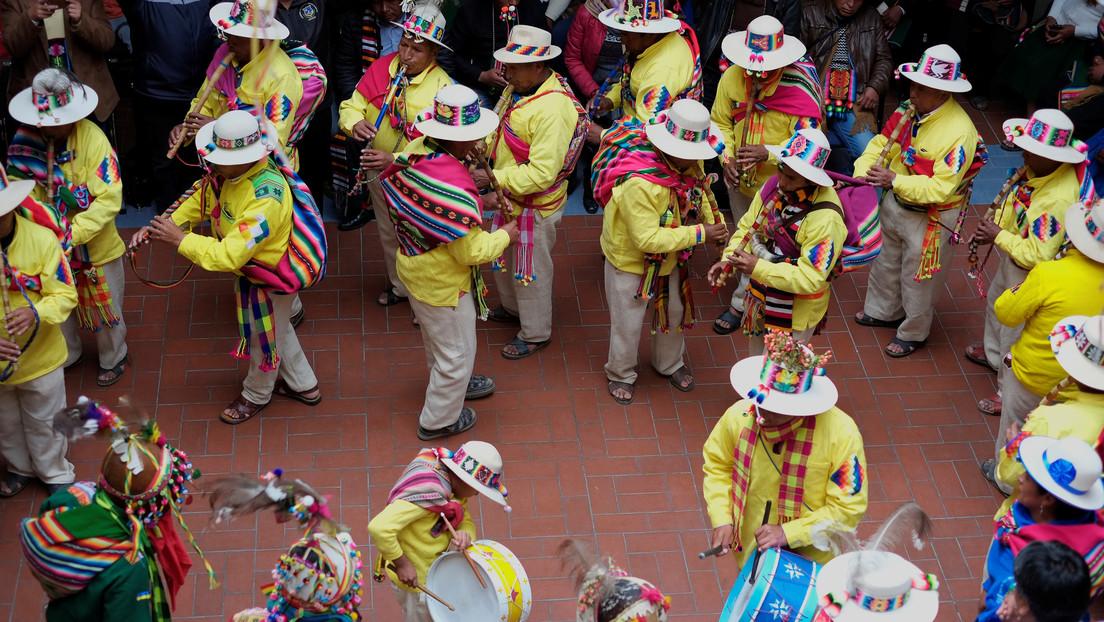 La Paz cancela el carnaval por la pandemia y la suspensión ya alcanza a toda Bolivia