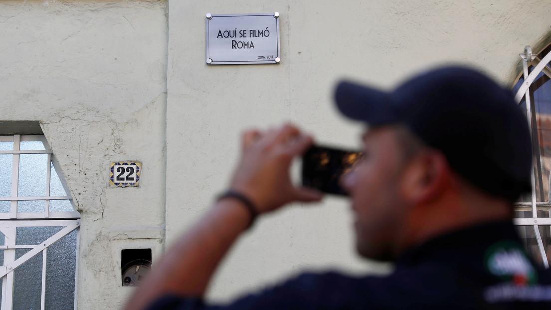 La casa donde se filmó la película mexicana 'Roma' es puesta en venta por casi 750.000 dólares