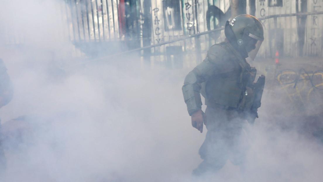 La represión a una niña mapuche de 7 años desata una ola de repudio contra la Policía de Chile