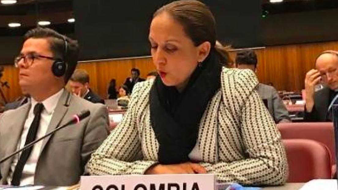 """Procuraduría investiga a la embajadora colombiana ante la ONU por comprar """"lujosos bienes"""" para su casa con dinero público"""