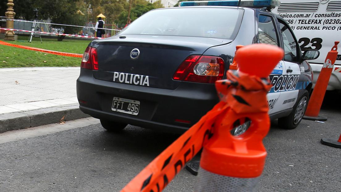 Detienen al esposo de una diputada argentina por arrollar a dos motociclistas y darse a la fuga