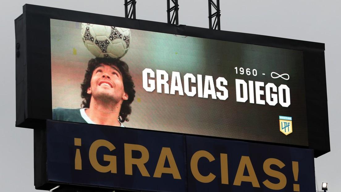 Ex DT de Francia ironiza sobre la muerte de Maradona en un polémico comentario