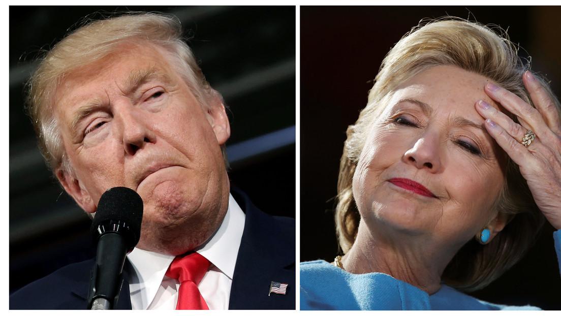 Hillary Clinton trolea a Trump con un emoticón tras la suspensión de su cuenta de Twitter
