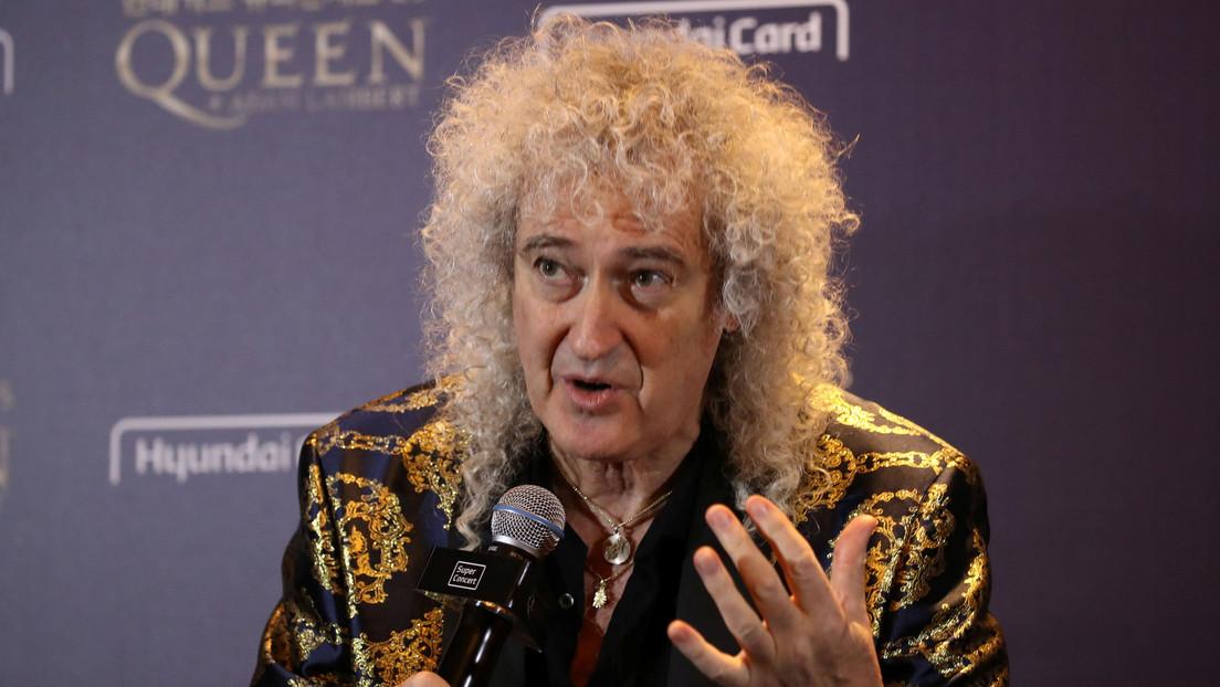 El guitarrista de Queen, Brian May, lanza un perfume para proteger la vida silvestre