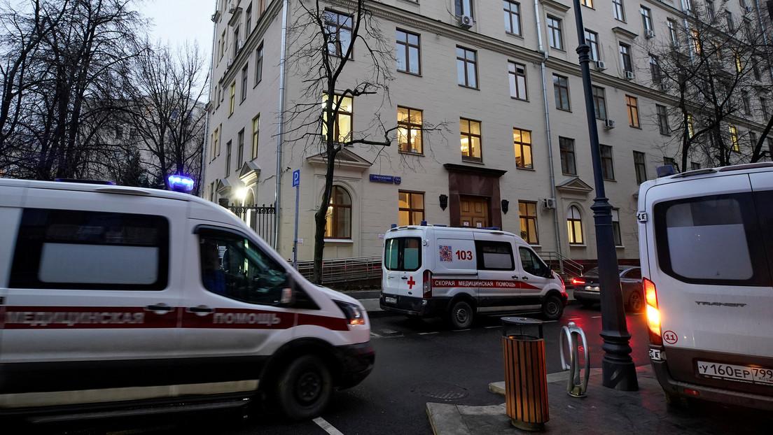 Rusia detecta un primer caso de la nueva cepa de coronavirus identificada en Reino Unido