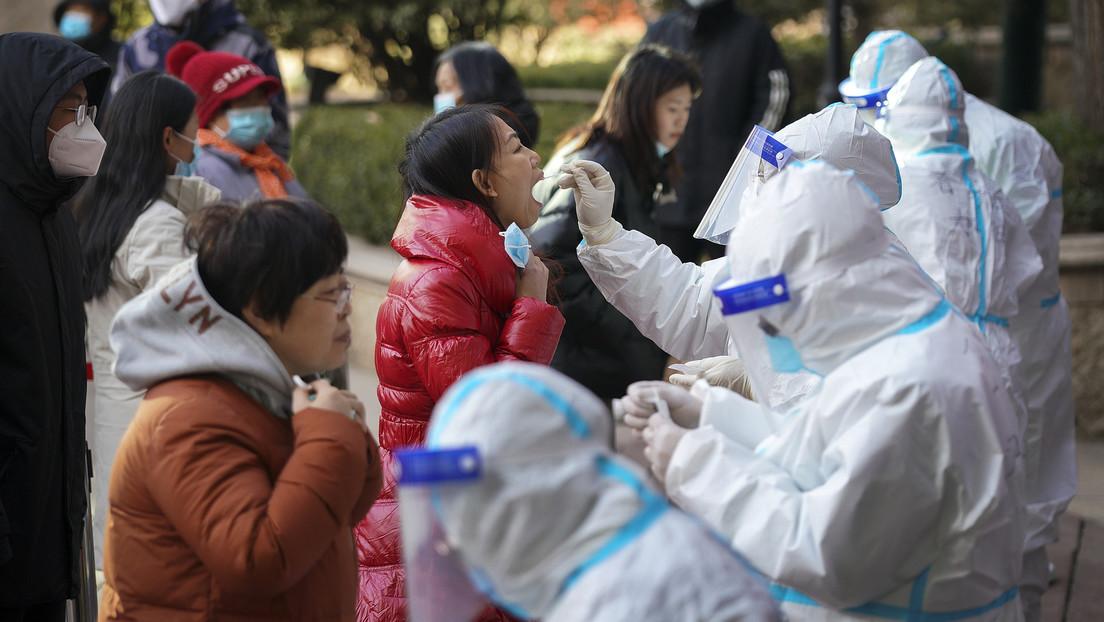 Los casos diarios de coronavirus se duplican en China con Hebei como epicentro del foco