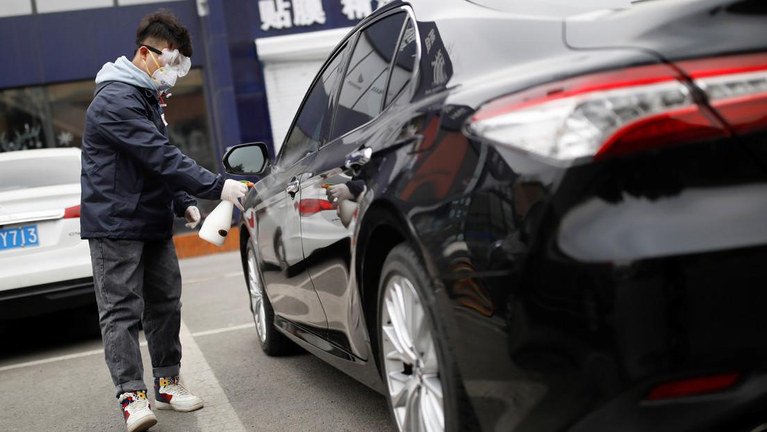 Pekín introduce escaneos de salud obligatorios para los pasajeros de taxi: nada de Uber sin código QR