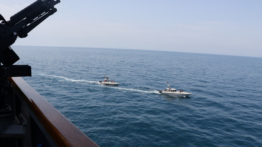 Irán advierte a Corea del Sur que no politice la incautación del buque y exige la liberación de fondos