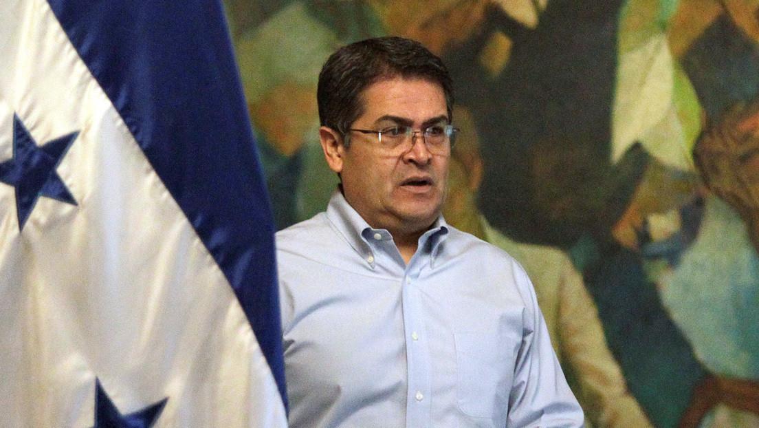 Fiscales de EE.UU. vuelven a relacionar al presidente de Honduras con un narcotraficante detenido