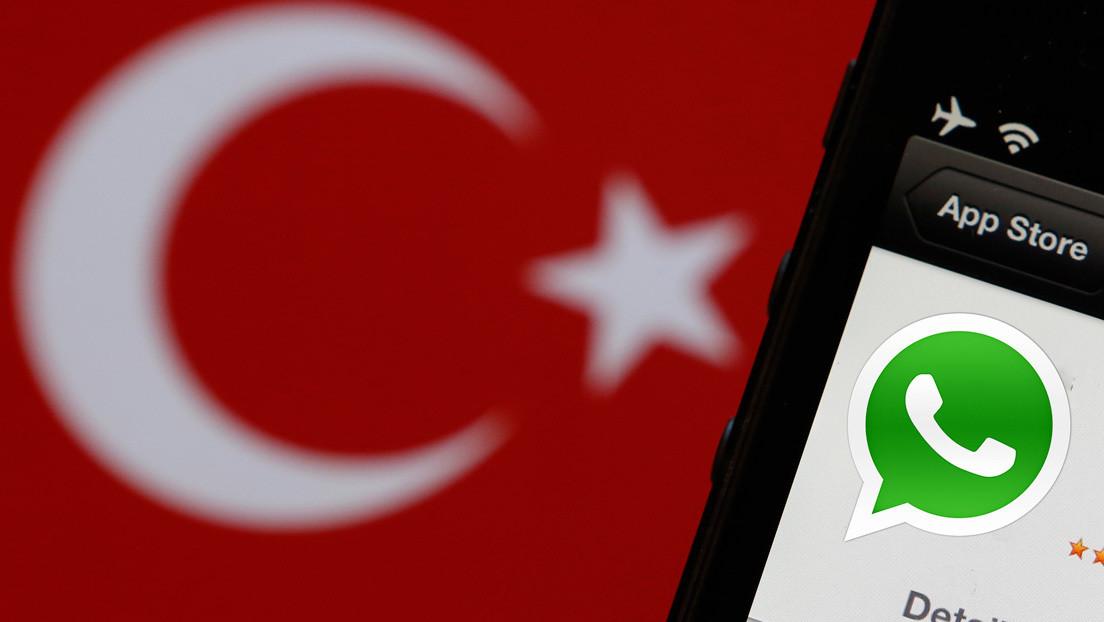 Turquía suspende el requerimiento de transferir los datos de WhatsApp a Facebook