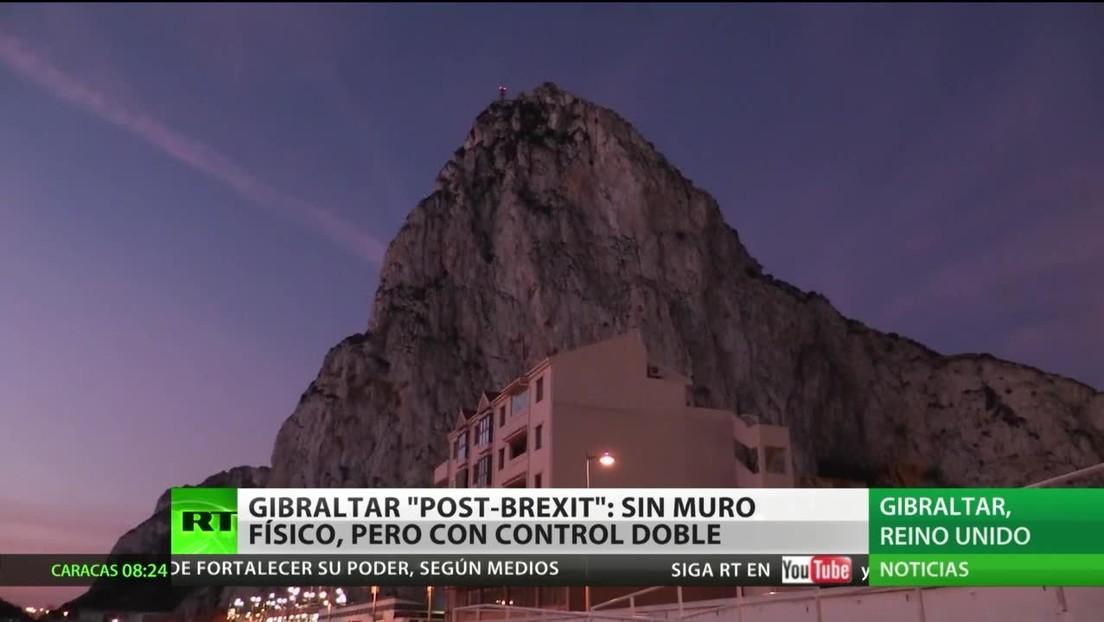 España y Reino Unido acuerdan demoler cualquier barrera física en Gibraltar