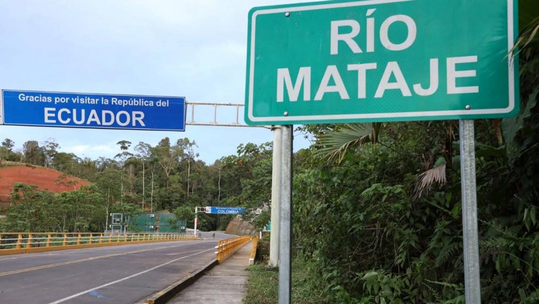 """Del """"puente que no va a ninguna parte"""" a """"es de utilidad para la población"""": la conveniente posición de Moreno sobre una vía fronteriza con Colombia"""
