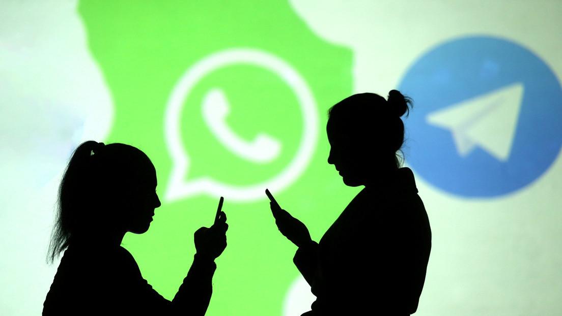 Telegram trolea a su rival WhatsApp por sus nuevos términos y condiciones (y lo hace con un popular meme)