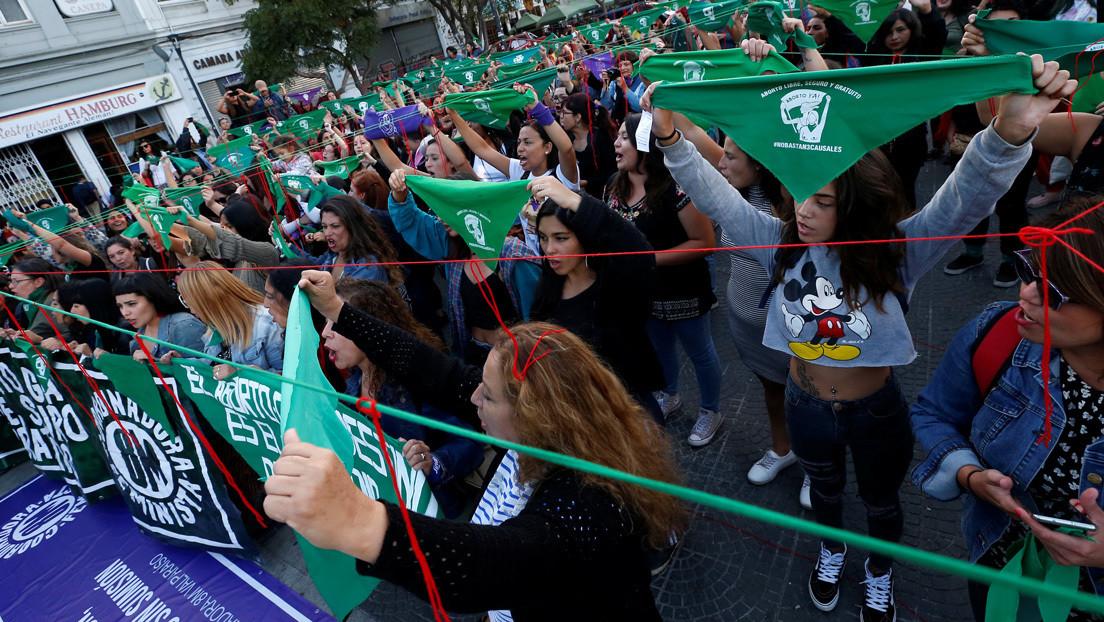 La Cámara de Diputados de Chile comenzará a debatir la despenalización del aborto hasta la semana 14 de gestación