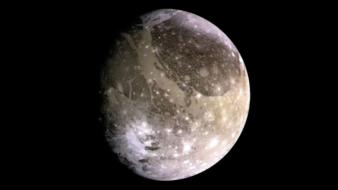 La NASA detecta por primera vez una señal de radio procedente de Ganimedes, una de las lunas de Júpiter