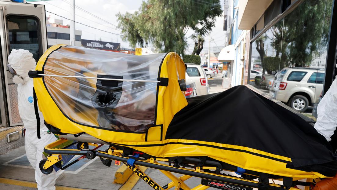 México reporta en estado grave al hombre infectado de la nueva cepa de coronavirus británica