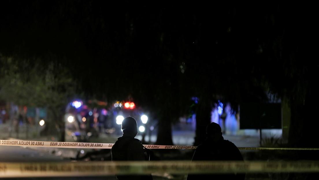 Una violenta jornada en el centro de México deja nueve personas muertas y otras tres detenidas