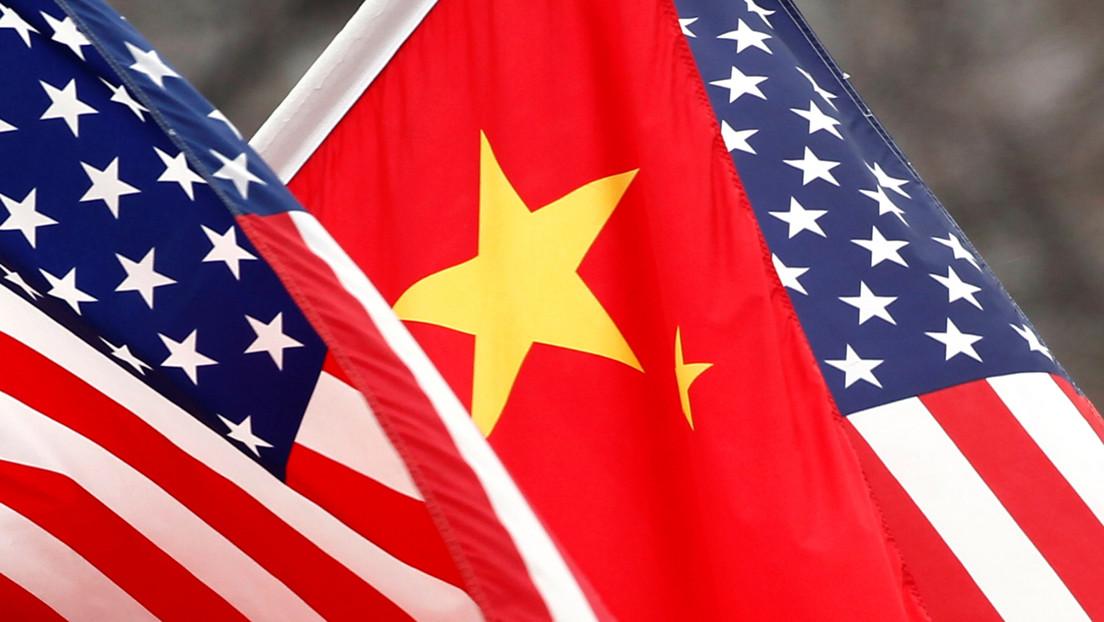 """China amenaza con un """"firme contraataque"""", luego de la decisión de EE.UU. de levantar todas las restricciones a la cooperación con Taiwán"""