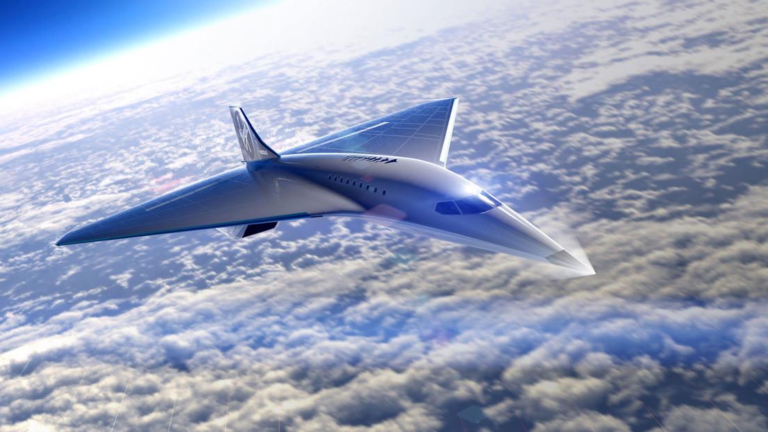 EE.UU. permite las pruebas de aviones supersónicos civiles sobre su territorio