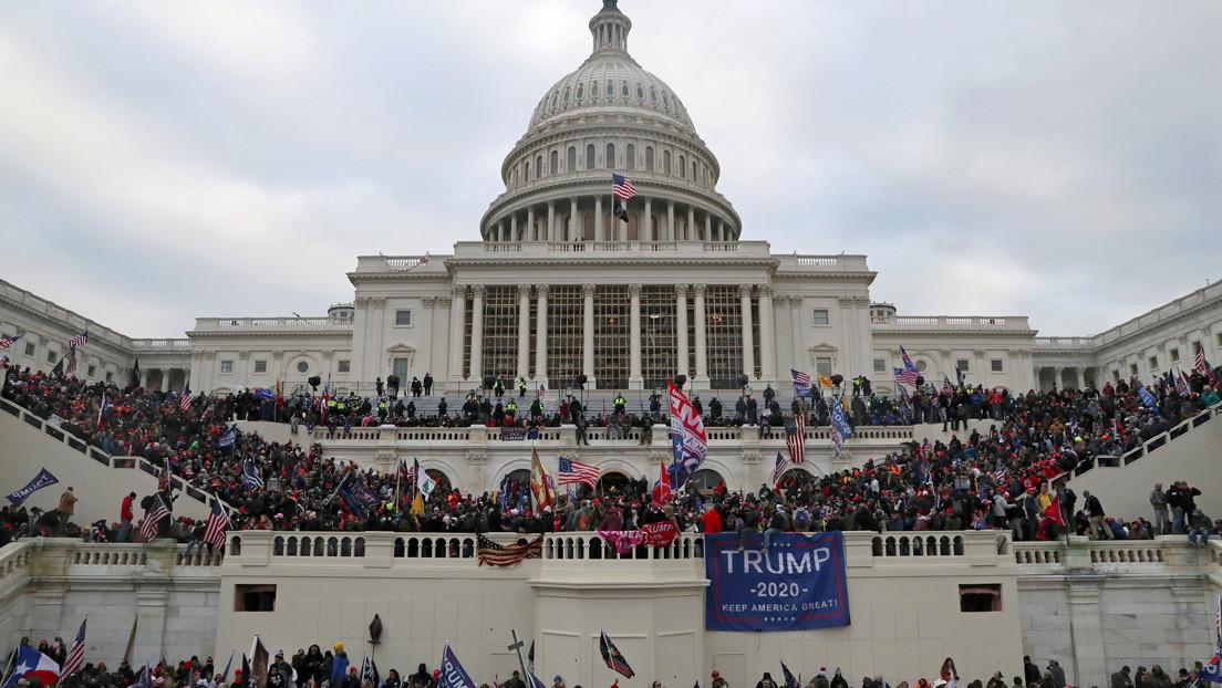 El FBI confirma el arresto de otro supuesto implicado en los disturbios del Capitolio