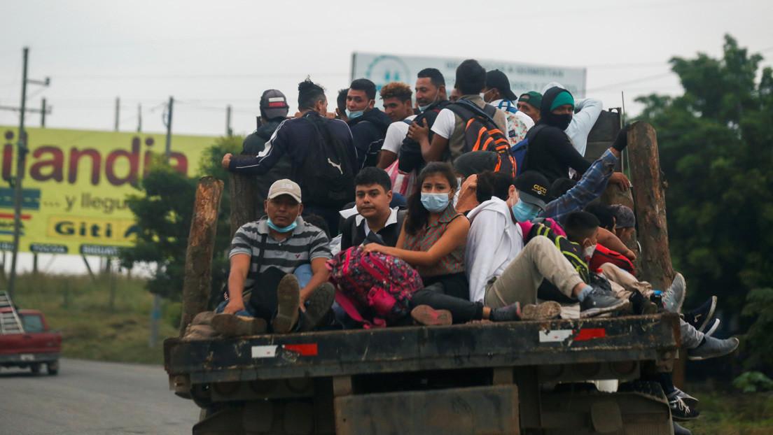 Países centroamericanos se preparan ante una nueva caravana migratoria que partirá de Honduras