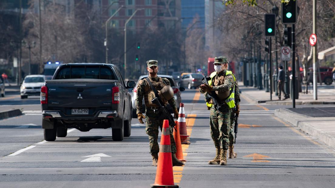 """Piñera autoriza a las Fuerzas Armadas de Chile a controlar las fronteras para """"combatir la inmigración ilegal"""""""