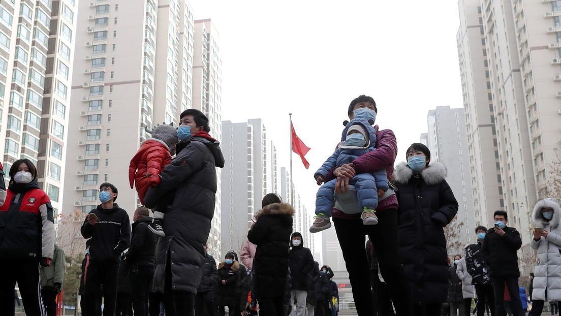 China registra el mayor aumento diario de casos de coronavirus en más de 5 meses