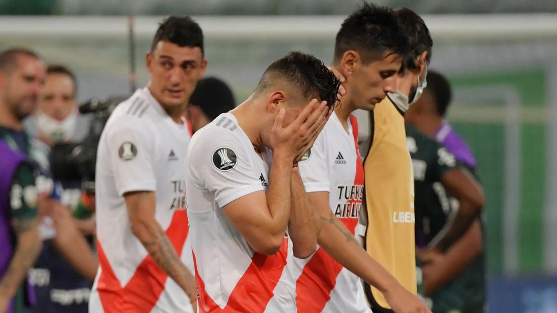 Las redes estallan con los memes tras quedar River Plate a las puertas de la final de la Copa Libertadores