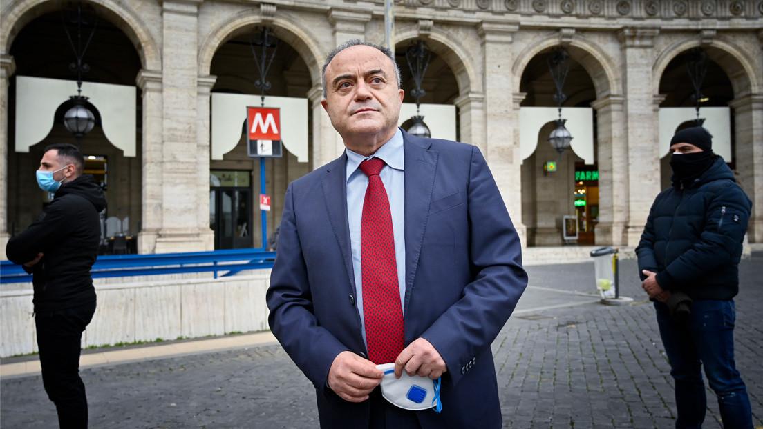 Comienza en Italia un macrojuicio contra los clanes calabreses, el mayor proceso contra la mafia en 30 años