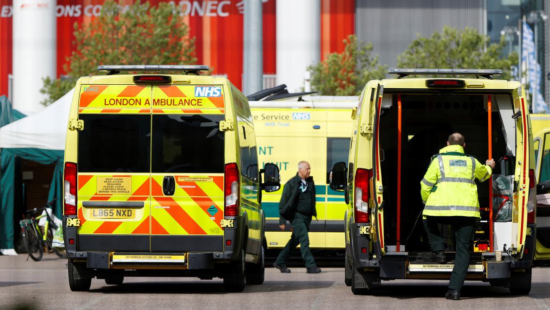 Pacientes de covid-19 en fase de recuperación podrían ser trasladados a hoteles en Reino Unido