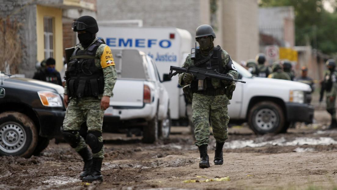 Un comando de sicarios ingresa a una casa en México y asesina a cuatro mujeres y un hombre de una misma familia
