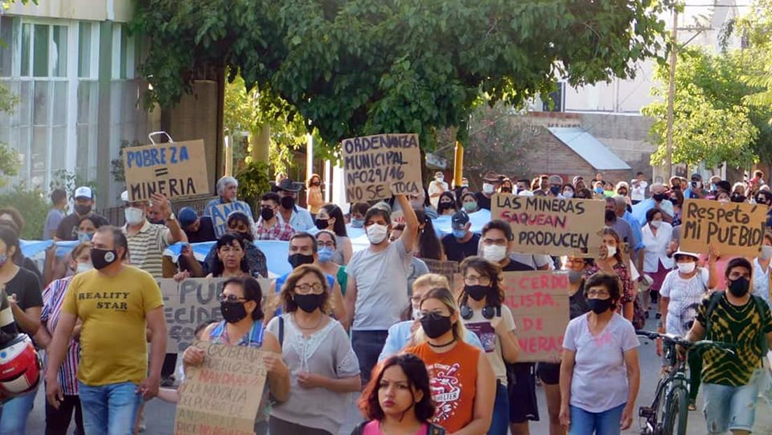 Andalgalá, el pueblo que le torció el brazo a la megaminería en Argentina y ahora enfrenta una nueva batalla judicial