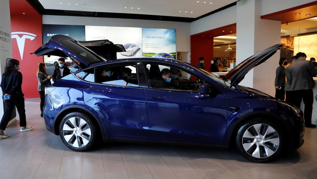 El Tesla Model Y obtiene la máxima calificación de seguridad en EE.UU.
