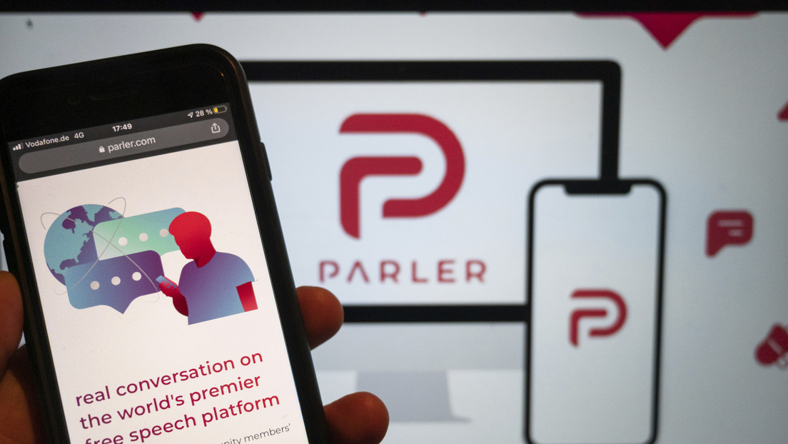 Director ejecutivo de Parler admite que esa red social, popular entre partidarios de Trump, podría no funcionar nunca más