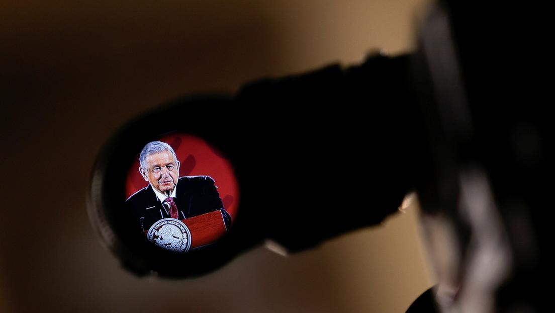 """¿Nueva red social? López Obrador dice que México busca """"alternativas"""" luego de que Twitter y Facebook censuraran a Trump como """"la Santa Inquisición"""""""