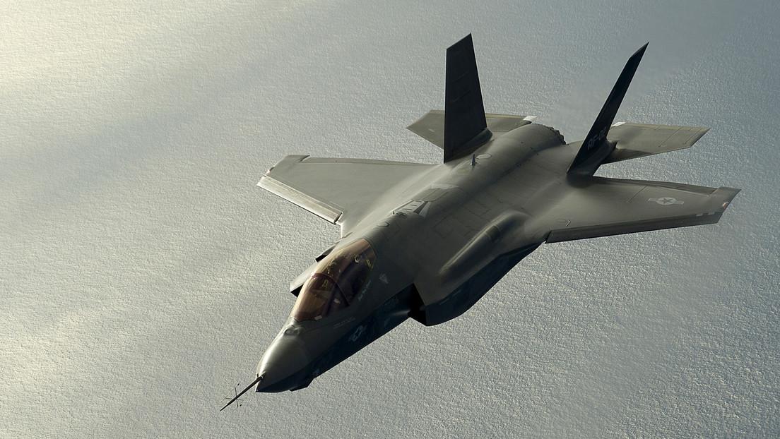 El caza de quinta generación F-35 todavía acumula 871 defectos