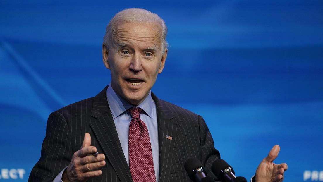 Joe Biden comenta el segundo 'impeachment' a Trump, aprobado en la Cámara de Representantes de EE.UU.