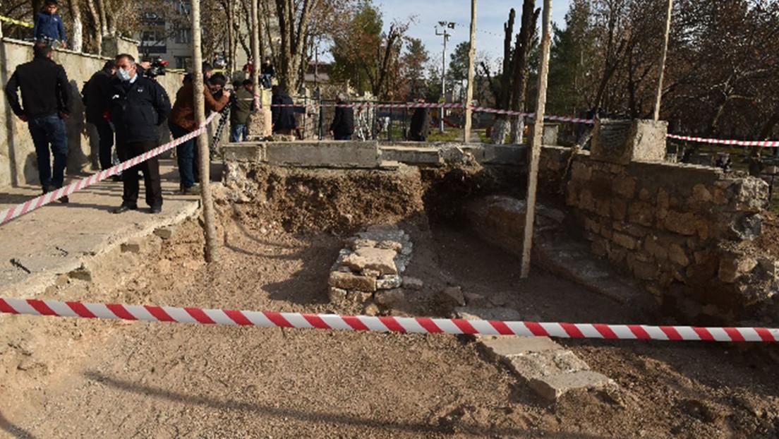 Descubren en Turquía una tumba de cerca de 900 años perteneciente al segundo sultán selyúcida de Anatolia