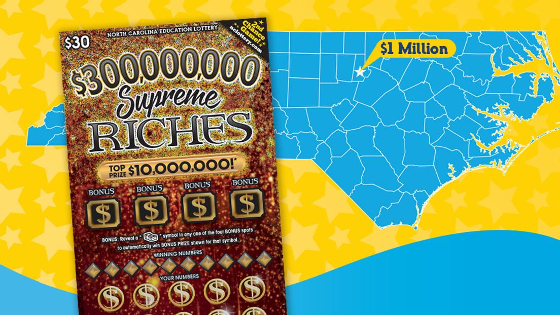 Enfermera que trabaja en una unidad de covid-19 gana un millón de dólares a la lotería