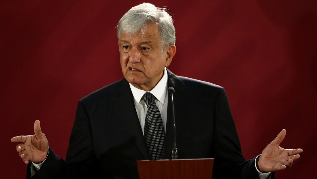 """""""La libertad debe garantizarse"""": López Obrador planteará en el próximo G20 la censura de las redes sociales tras el caso de Trump"""