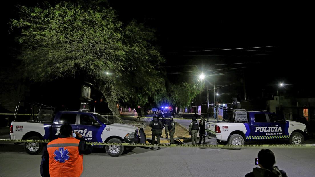 Siete masacres y 150 personas asesinadas en 13 días: ¿qué hay detrás de la violencia en el estado mexicano de Guanajuato?