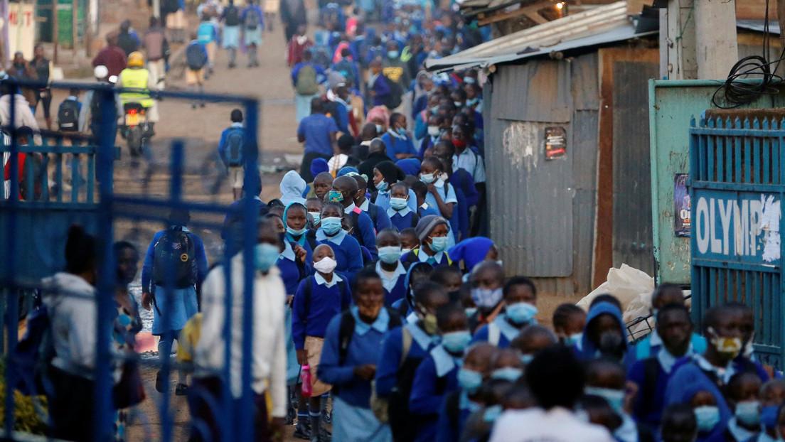 """Detectan en Kenia una nueva variante de coronavirus """"nunca antes vista en el mundo"""""""