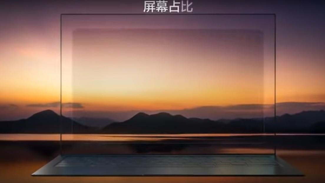 VIDEO: Samsung muestra su primer portátil con cámara web integrada debajo de la pantalla