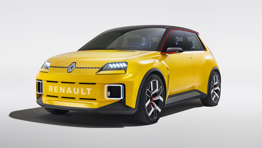 FOTOS: Renault resucita su icónico R5 en formato eléctrico