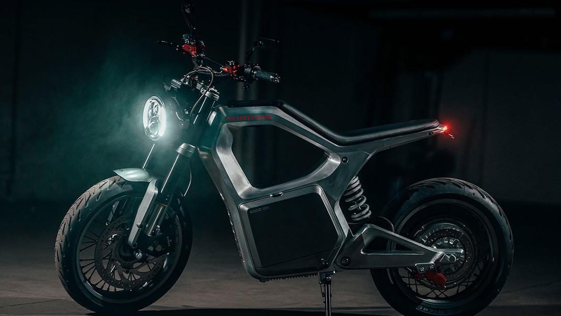 FOTOS: La empresa de bicicletas Sondors saca su primera moto eléctrica сon un precio que busca seducir el mercado