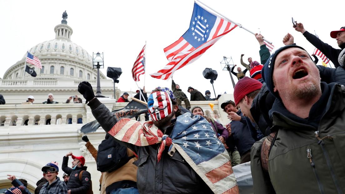 Se iniciará una investigación sobre el extremismo y la supremacía blanca en el Ejército de EE.UU. tras los disturbios en el Capitolio