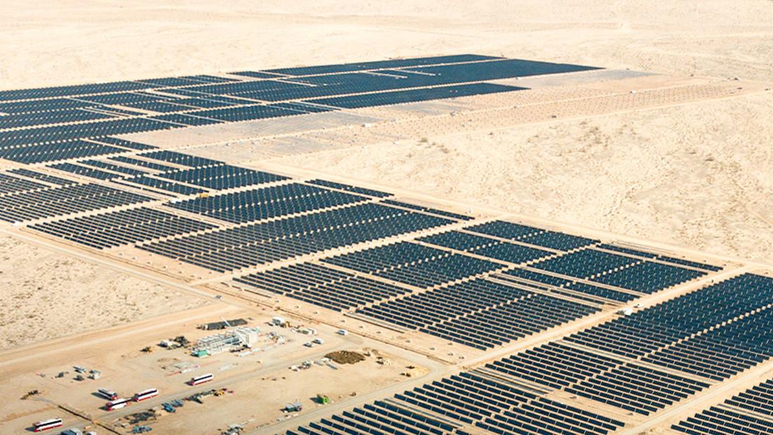 Rumorosa Solar Park
