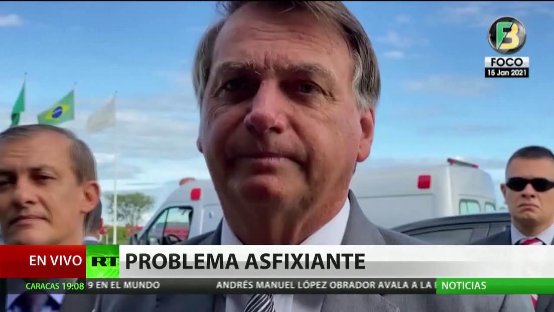 Convocan a un cacerolazo contra la gestión sanitaria de Bolsonaro en Manaos
