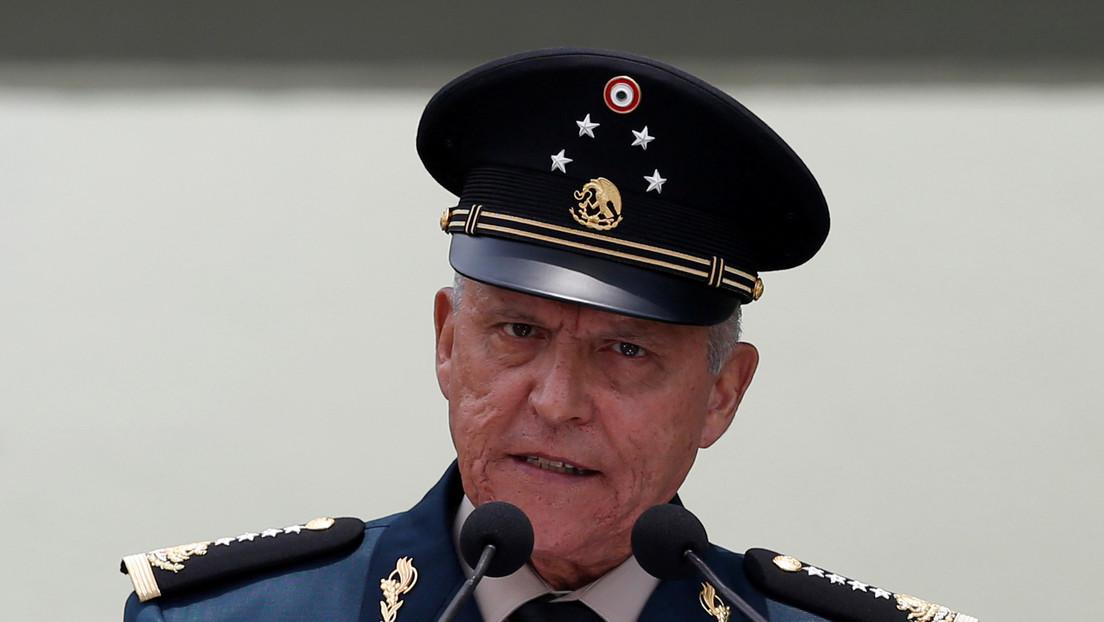 El Gobierno de México difunde el expediente de la investigación contra Salvador Cienfuegos en EE.UU.