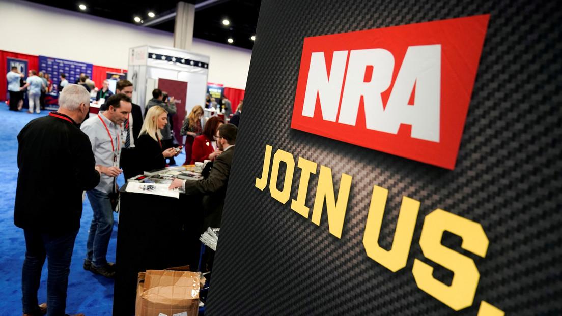 La Asociación Nacional del Rifle de EE.UU. se declara en bancarrota